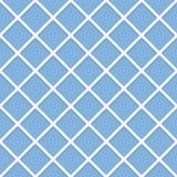 Seamless blue pattern Stock Photo
