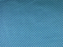 Seamless blue polka dot background Royalty Free Stock Images