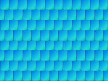 Seamless blue roof tiles Stock Image