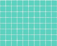 Seamless blue tile. Background texture with grout stock illustration