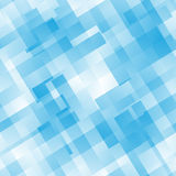 Seamless Blue Tile Pattern Stock Photography