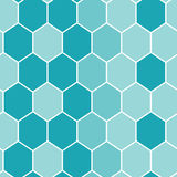 Seamless blue tiles Royalty Free Stock Photo