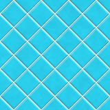 Seamless blue tiles texture background Royalty Free Stock Photo