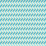Seamless Blue Toothed Background. Seamless Abstract Blue Toothed Zig Zag Paper Background Stock Photo