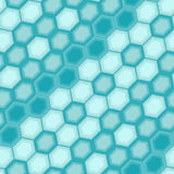 Seamless blue wallpaper Royalty Free Stock Photo