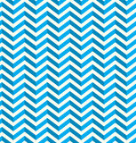Seamless Blue and White Folded Paper Pattern. Stock Photography