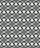 Seamless blurry pattern. Abstract black and white blurry seamless pattern with squares royalty free illustration