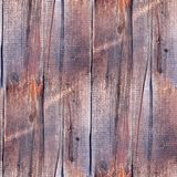 Seamless boards texture of old wood background Royalty Free Stock Photography