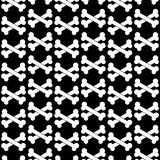 Seamless Bone Pattern Stock Photos