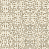 Seamless Botanical Pattern With Oak Leaves And Stock Photos