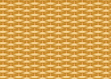 Seamless braided background. Wicker straw. Woven willow twigs. Wicker texture Stock Image