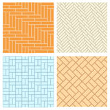 Seamless brick pattern for floor and wall royalty free illustration