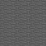 Seamless brick pattern Royalty Free Stock Images