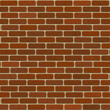 Seamless Brick texture Royalty Free Stock Image