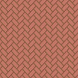 Seamless Brick Texture Royalty Free Stock Photography