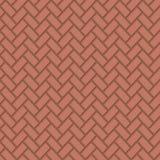 Seamless Brick Texture Royalty Free Stock Photography