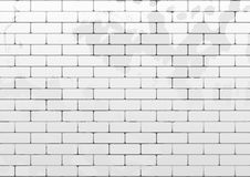 Seamless brick texture Royalty Free Stock Images