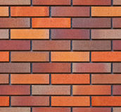 Seamless brick wall Royalty Free Stock Photography
