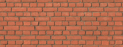 Seamless Brick Wall Royalty Free Stock Photo