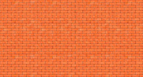 Seamless brick wall background Royalty Free Stock Image