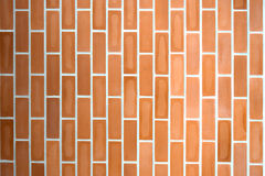Seamless brick wall background. Stock Image