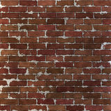 Seamless Brick Wall Pattern Royalty Free Stock Photos