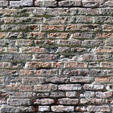 Seamless brick wall Stock Images