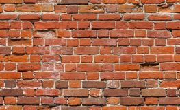 Seamless brick wall texture royalty free stock images
