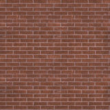Seamless brick wall texture or background Royalty Free Stock Photos