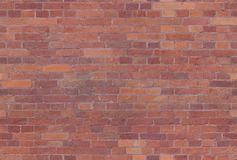 Seamless brick wall texture for background. stock photography
