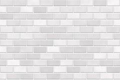 Seamless brick wall texture background image. Royalty Free Stock Photos