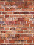 Seamless brick wall texture Stock Photography