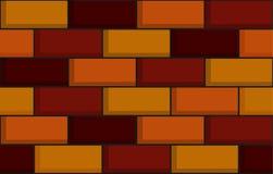 Seamless brick wall texture Royalty Free Stock Image