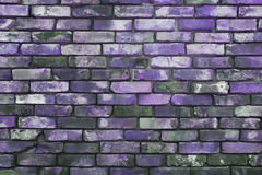 Seamless brickwall texture Stock Photos