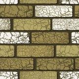 Seamless brickwork Royalty Free Stock Photos