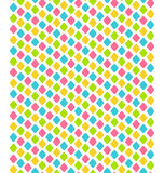Seamless bright abstract pattern Royalty Free Stock Photos