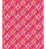 Seamless Bright Abstract Vertical Pigtail Pattern Royalty Free Stock Photography
