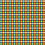 Seamless bright colourful interweaving background. Stock Photos