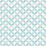Seamless bright geometric circle pattern. Royalty Free Stock Photo