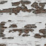 Seamless Broken Wall. In a House Art Royalty Free Stock Image