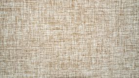 Seamless brown canvas texture. Seamless brown canvas fabric texture Royalty Free Stock Photo
