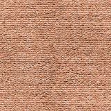 Seamless brown carpet Stock Photography