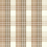 Seamless brown checked pattern Royalty Free Stock Photos