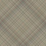 Seamless brown  fabric texture. Stock Photography