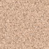 Seamless brown pattern Stock Photography