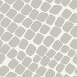 Seamless brown pattern with paving stone. Seamless vector brown pattern with paving stones Royalty Free Stock Photography