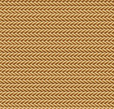 Seamless Brown Rope Texture Royalty Free Stock Images