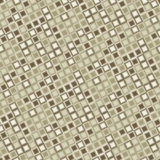 Seamless brown tile pattern Stock Photography