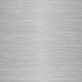 Seamless Brushed Metal Royalty Free Stock Photos