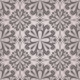 Seamless buds pattern. Royalty Free Stock Photos